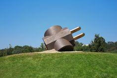 Oldenburg's Three Way Plug | One of four Oldenburg sculpture… | Flickr - Photo Sharing!
