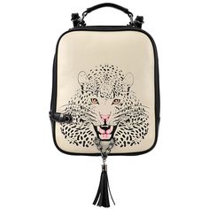 Attractive Zipper Leopard Print Tassel PU Backpacks For Lady | martofchina.com-Page Cached