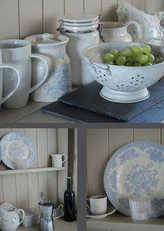 French farmhouse kitchenware