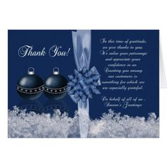 17 best business christmas cards images on pinterest business business christmas thank you card seasons greet friedricerecipe Images