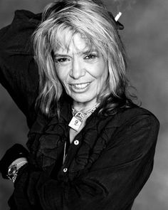 Anita Pallenberg, 70 today.