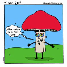 The Zu Comic Strip: The Zu Number 30