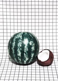 """Watermelon & Coconut"" Courtesy of Dom Sebastian"