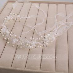 [£ 20.00] Special Rhinestone/Imitation Pearls Headbands (042101341)