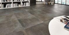 Fliesen: Kemmler. - Bodenfliese Oncino in der Farbe grau und im Format 60 x 60 cm