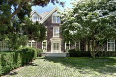 Gardenside | Southampton, LI, NY. The one-time residence of Consuelo Vanderbilt Balsan.