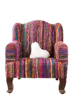 Fancy a comfy new chair..how about this Maharaja Chair at Tree of Life?