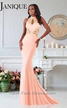 Prom 2016 Dresses at NewYorkDress from top celebrity designers! Choose from over 3,000 Prom styles. Low prices guaranteed. Our prom 2016 dresses from major designers to more moderate prices allows for one to have the full range of prom options. Whatever ones prom needs may be, New York Dress offers one of the largest selection of Prom Dresses. Hot, Trendy and Glamorous! Janique W974 - NewYorkDress.com