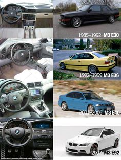 BMW M3s - What's your choice?