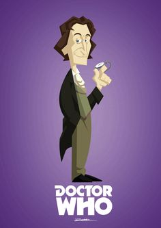 Eighth Doctor by Wolfgun (Randall Reis Zacarias)