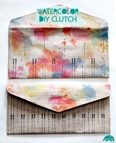 色んな手作りのバッグのアイデアから、毛糸を繋げていくだけで出来る、クラッチバッグのレシピもご紹介♪