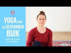 Yoga voor de gespannen buik - YouTube Anti Stress, Body And Soul, Yoga Videos, Tai Chi, Dna, Exercises, Sport, Lifestyle, Film