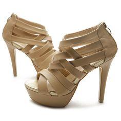 Beige heels | S h o e s | Pinterest | Beige heels and Heels