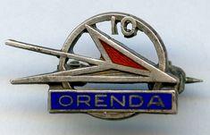 Orenda - 10 Year Anniversary Pin Avro Arrow, 10 Year Anniversary, 10 Years, Pop Art, Aircraft, Engineering, Patches, Cards, Aviation