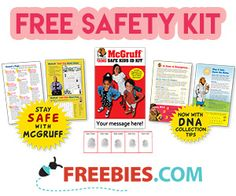 <p>Keep your kids and family safe! Request a free McGruff Safe Kit.</p>