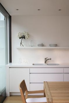 Captivant Rehab Diaries: A Notting Hill Kitchen Extension, Natural Light Included.  Maison BoisTerrasseCuisine ...
