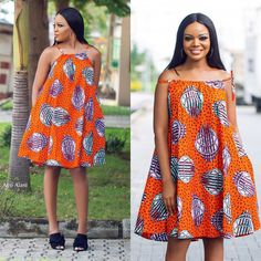 These Ankara Styles are what each lady's craving as it improves the normal figure. It fits all body sizes to a great degree well, and it Ankara styles is ex