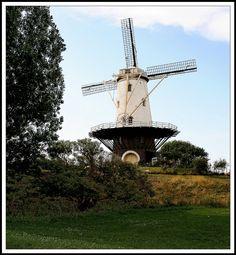 Veere Windmill De Koe - Veere, Zeeland