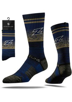 Even if no one else can see them, these Akron Zips Split Mens Crew Socks are a great way to show your Zips spirit. Rally House has a great selection of new and exclusive Akron Zips t-shirts, hats, gifts and apparel, in-store and online. Strideline Socks, Cool Socks, Akron Zips, Sporting Kansas City, Pitt Panthers, University Of Louisville, Team Gear, Athletic Socks, Sport Outfits