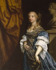Elizabeth Alington, Lady Seymour of Trowbridge (c.1632-1691)