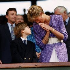 Princess Diana and William  || This is the sweetest picture.
