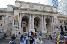 New York Public Library - Il Viaggiatore Saggio