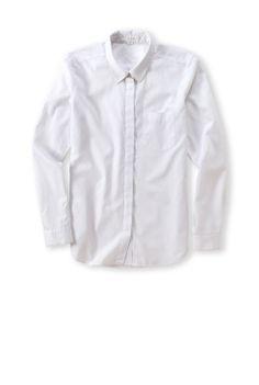 Women's Shirts | Trenery Online - Cotton Dobby Shirt