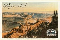 The Grand Canyon (Great tips/info on the A16 explore page!)