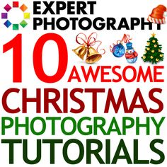 10 Awesome Christmas Photography Tutorials   @Sara Eriksson Eriksson Eriksson Gullickson   great ideas in these articles.