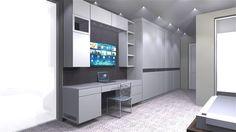 News Custom Cabinetry, Corner Desk, Interior Design, Bedroom, Kitchen, Furniture, News, Home Decor, Custom Closets