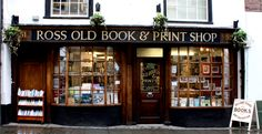 Ross Old Books, Ross-on-Wye