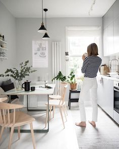 The Scandinavian inspired oasis of Cate St Hill in London (my Scandinavian home) . - Scandinavian Design Trends - Have Best Home Decor !
