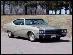 1969 Buick Skylark  350 CI, Automatic #Mecum #Indianapolis