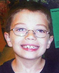 "6/4/2010: KYRON HORMAN, 7, is an endangered Missing from Portland, OR.  Kyron was last seen at school wearing a black t-shirt with ""CSI"" in green letters and a hand print graphic."