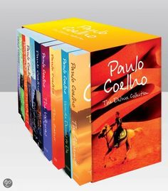 Paulo Coelho. Such an inspiration