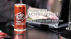FAB energia sin cafeina Forever living