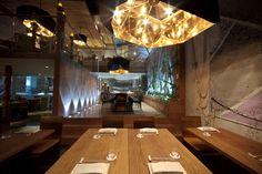 Morimoto restaurant by Schoos Design, Mexico City » Retail Design Blog