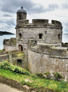 St. Mawes Castle - Cornwall, England
