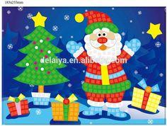 christmas mosaic - Google Search Christmas Mosaics, Paper Mosaic, Google Search