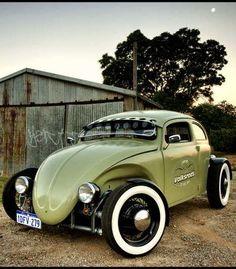 VW Beetle Custom Off-Road