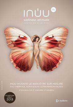 INUU campaign by Carsten Witte, via Behance