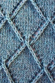 Twisted Trill Knitting Stitch with FREE Pattern Link - Yarn Want to learn a challenging stitch pattern that will make your next knitting project your most stunning yet? Check out the twisted trill stitch Crochet Stitches Free, Knitting Stiches, Knitting Charts, Knitting Patterns Free, Knitting Yarn, Knit Patterns, Knit Crochet, Free Pattern, Knitting Ideas