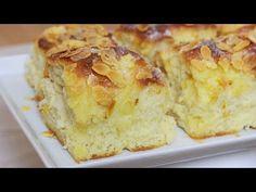klassischer BUTTERKUCHEN | super saftig, weich und köstlich! | süßer Hefeteig - YouTube