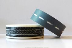 road washi tape from cutetape