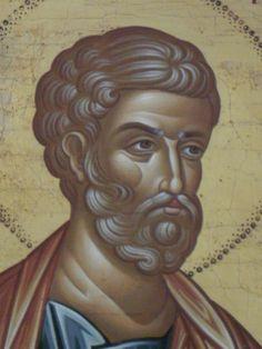 apostle Peter by spiros skouteris