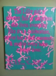 Love Lilly!