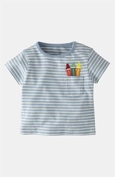 Mini Boden 'Fun Appliqué' T-Shirt (Infant) available at #Nordstrom