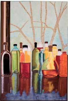 """Sara Sharp - """"Turning Bottles into Stained Glass"""""""