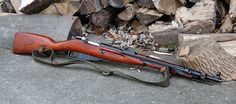 Mosin Nagant M44 rifle