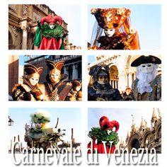 Η ΔΙΑΔΡΟΜΗ ®: Carnevale di Venezia